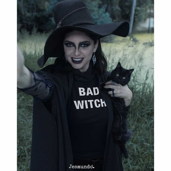 Women's Bad Witch T-Shirt