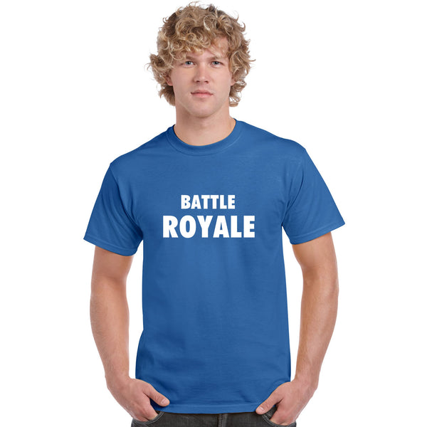 Battle Royale Gaming T Shirt