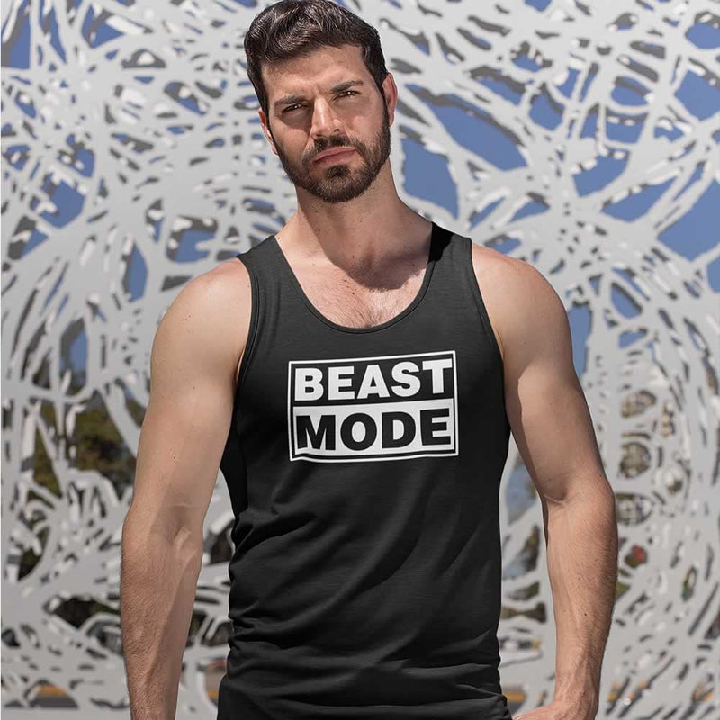 Beast Mode Vest Top For Men