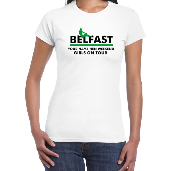 Belfast Hen Do T Shirts
