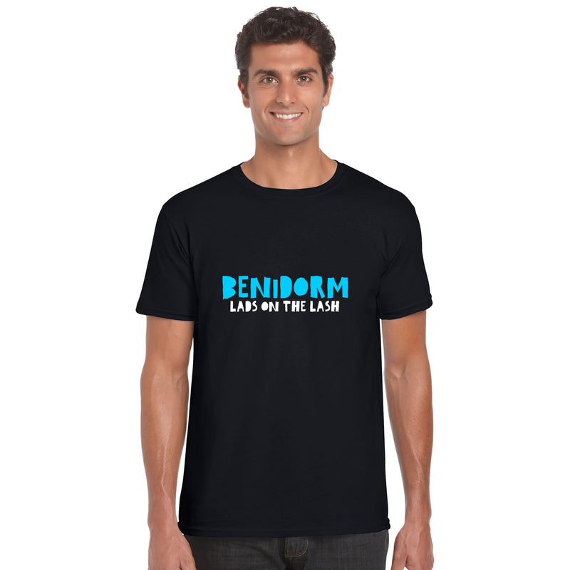 Benidorm Stag Do Custom Printed T Shirts