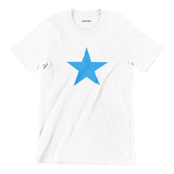 Blue Star Graphic Tee