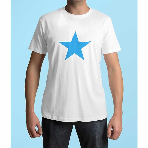 Blue Star Graphic T-Shirt