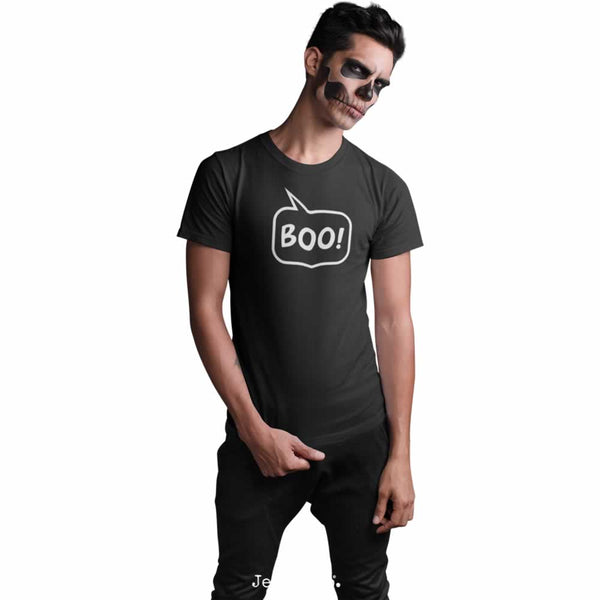 Boo Speech Bubble Men's Tee