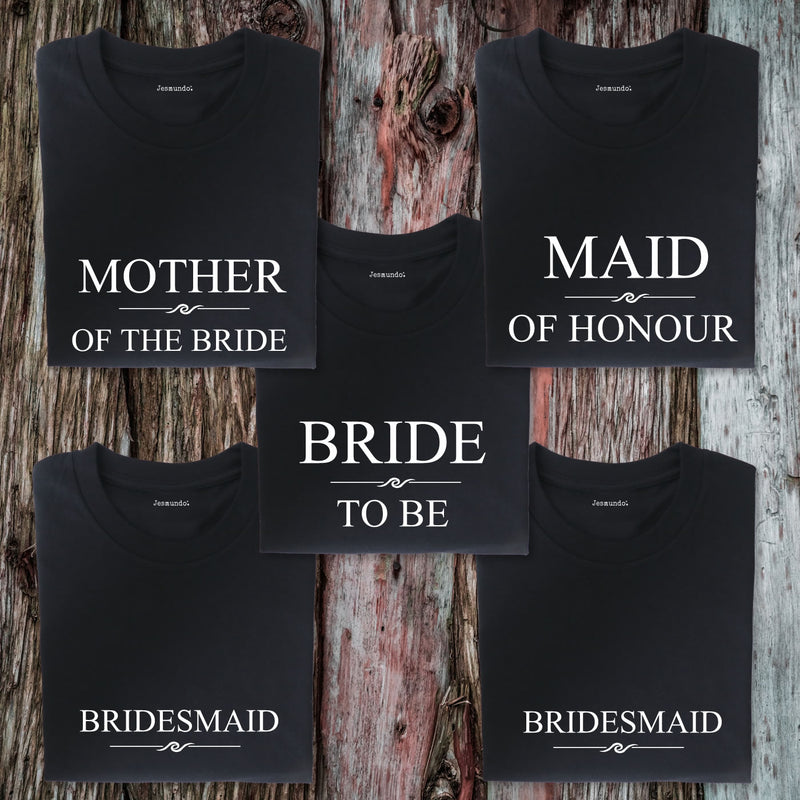 Bride To Be Classy Personalised Tops For Hen Do