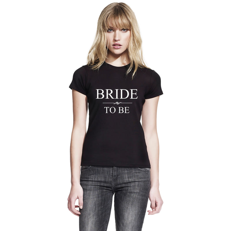 Bride To Be Classy Personalised Tops