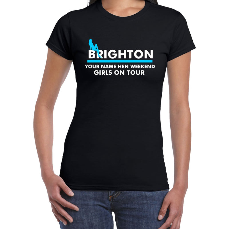 Brighton Hen Do T Shirts