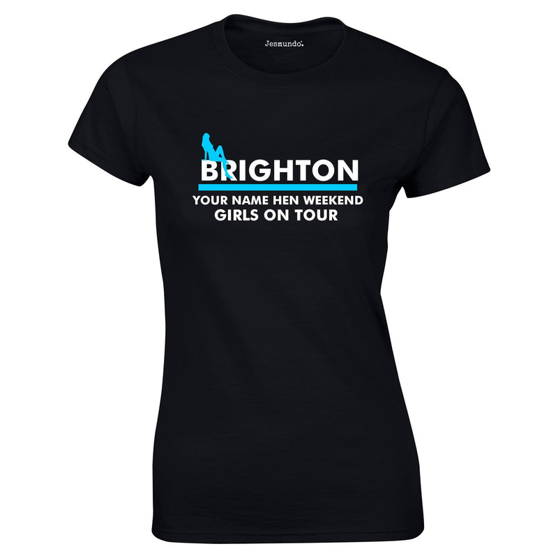 Custom Printed Brighton Hen T Shirts