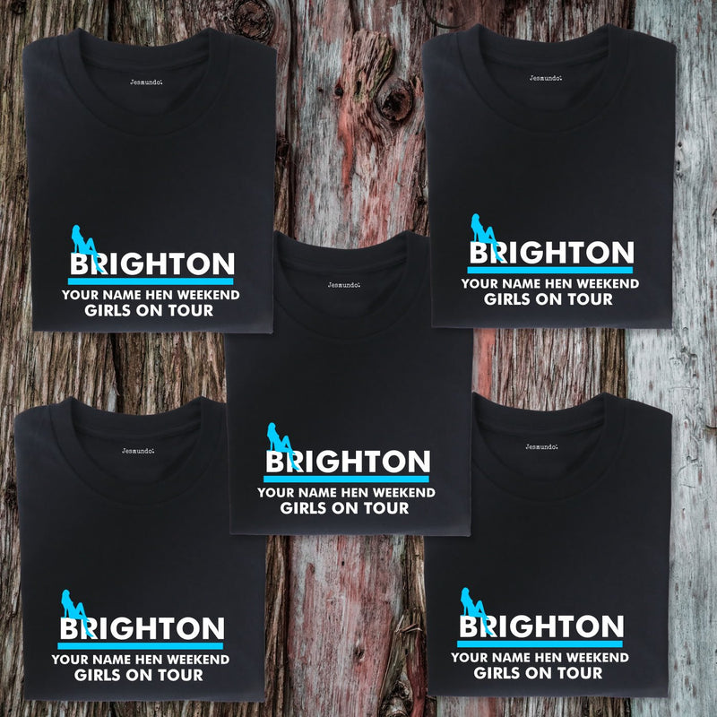 Brighton Hen Weekend T Shirts