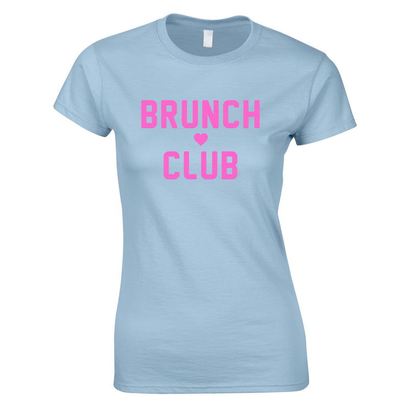 Brunch Club Top In Sky