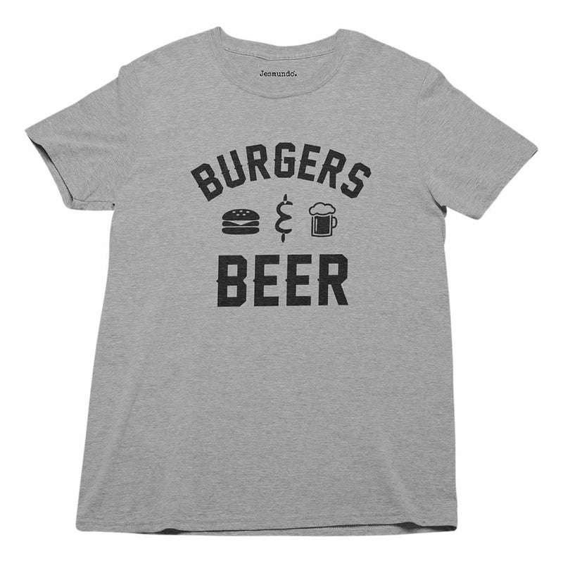 Burgers And Beer Tee