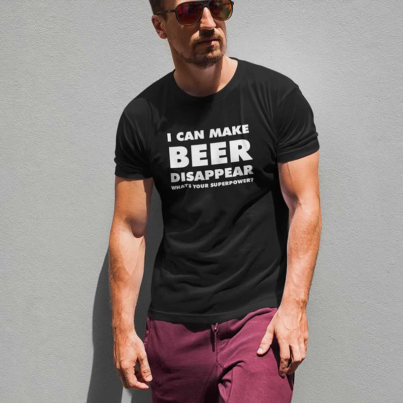 My Idea Of A Balanced Diet Is A Beer In Each Hand Tee