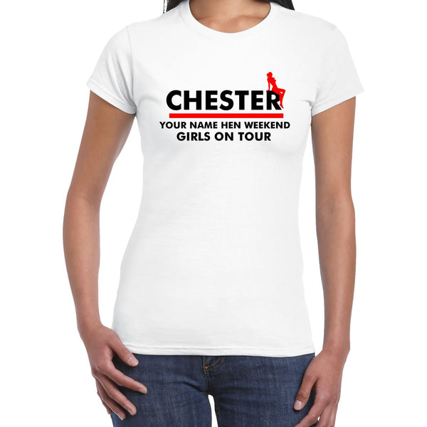 Chester Hen Do T Shirts