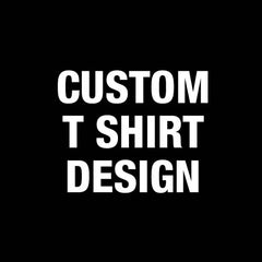 Custom Printed T-Shirt With Extras