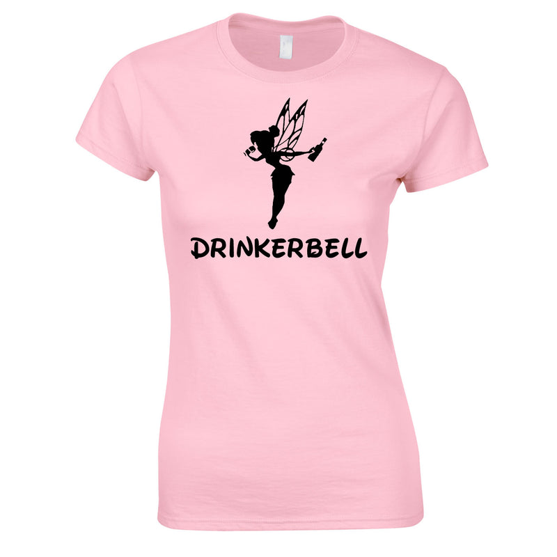 Drinkerbell Women's Top In Pink