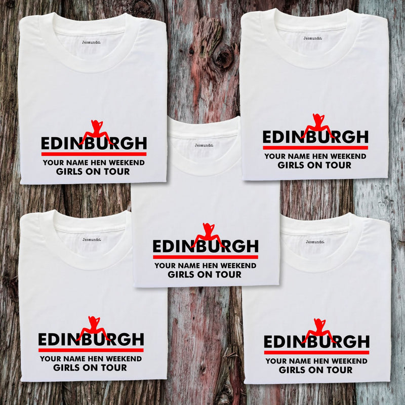 Hen Weekend T Shirts