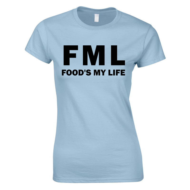 FML - Food's My Life Top In Sky
