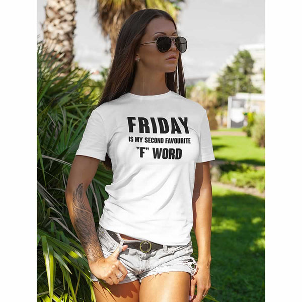 Friday: My Second Favourite F Word Top