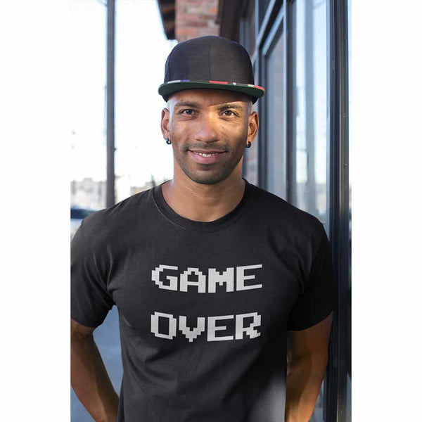 Game Over Geek Tee