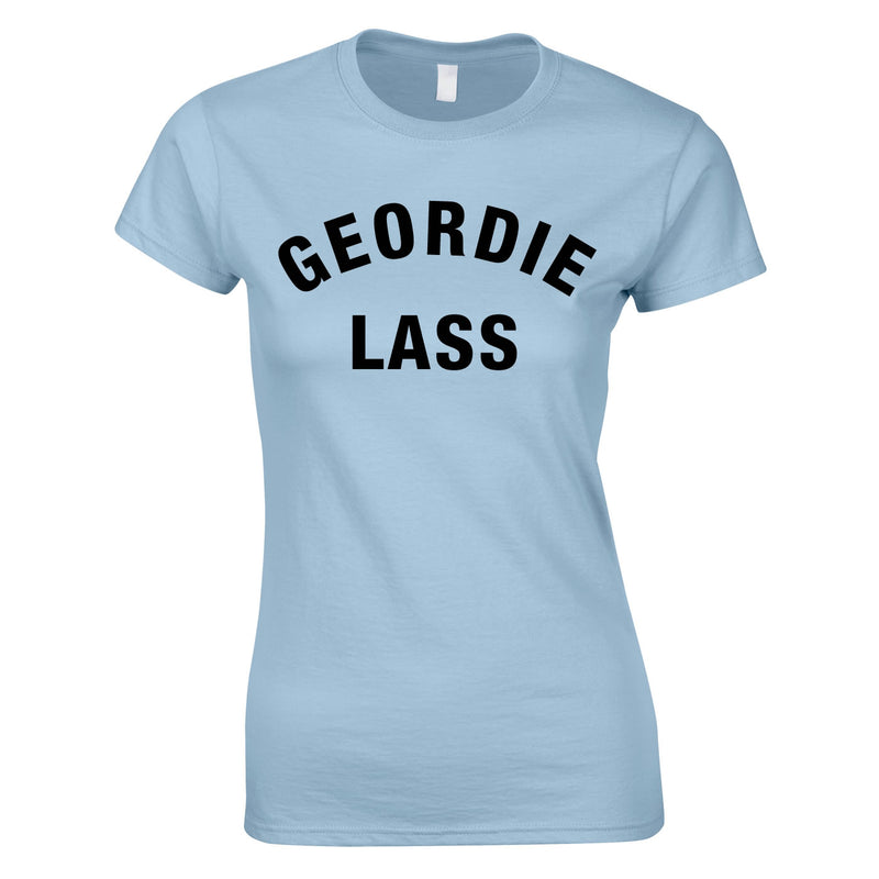 Geordie Lass Top In Sky