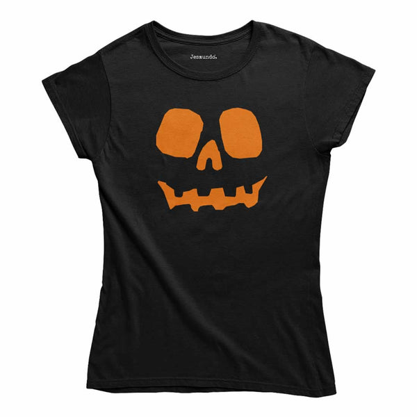 Halloween Pumpkin Women's T-Shirt