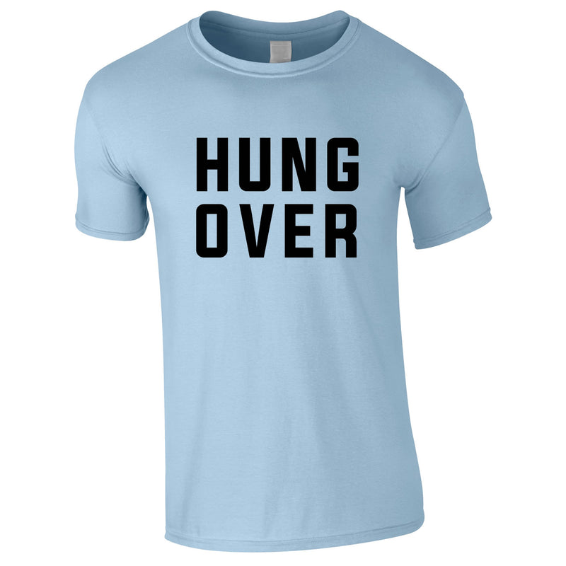 Hung Over Tee In Sky