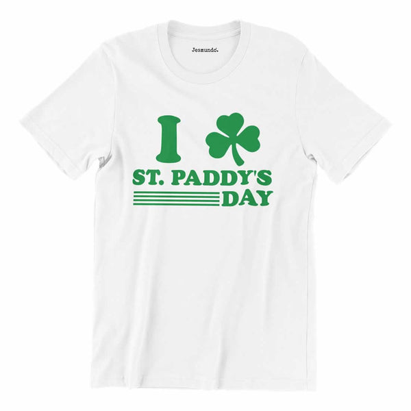 I Shamrock St. Paddy's Day Shirt
