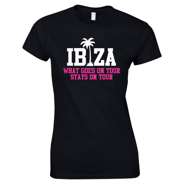 Ibiza Girls Holiday T Shirts