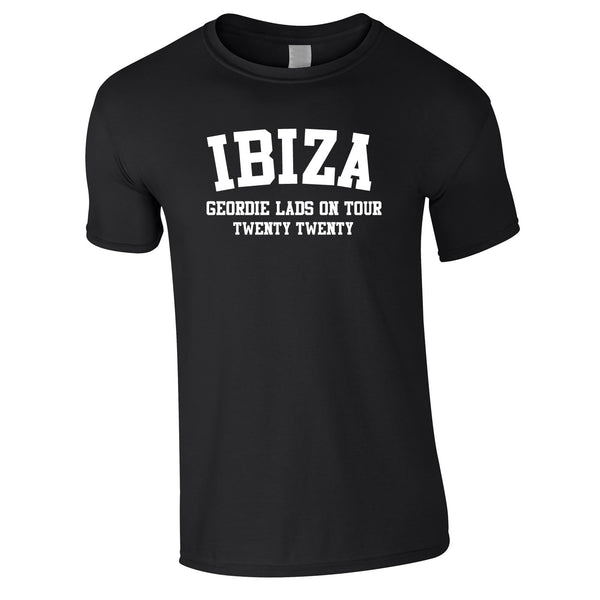 Ibiza Lads Holiday T Shirts Custom Printed