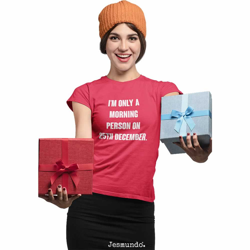 Dear Santa Define Naughty T-Shirt