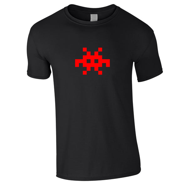 Space Invaders Graphic T Shirt