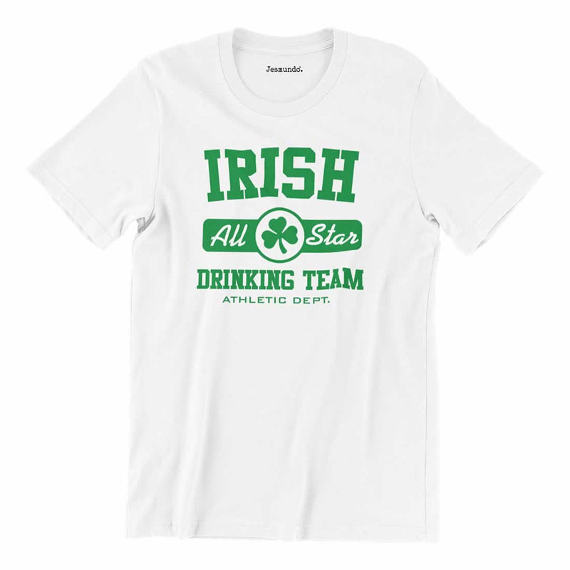Irish Drinking Team Shirt