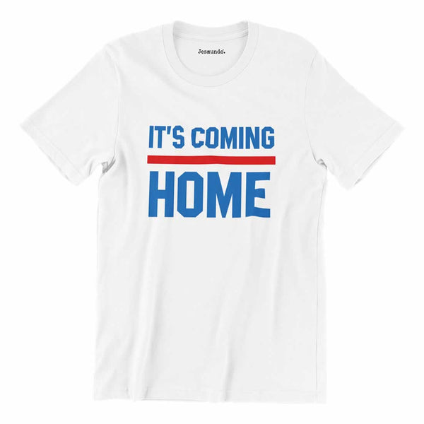 It's Coming Home England Football T-Shirt