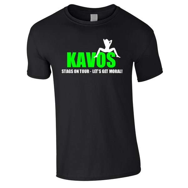 Kavos Lads Holiday T Shirts