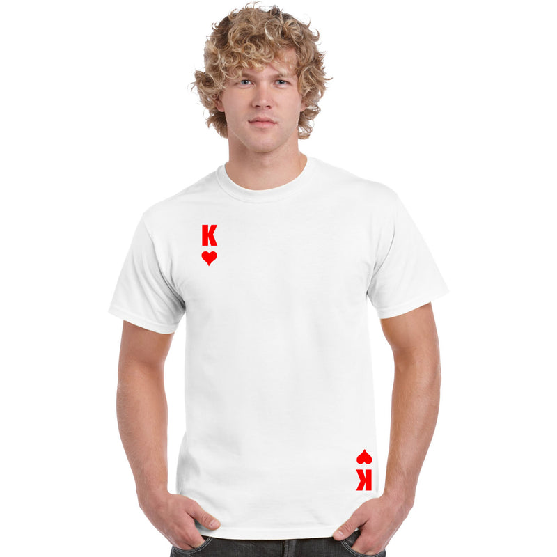 King Of Hearts T Shirt