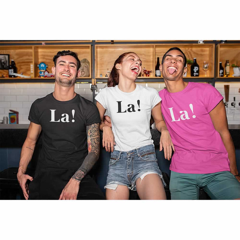 La T-Shirts At Jesmundo
