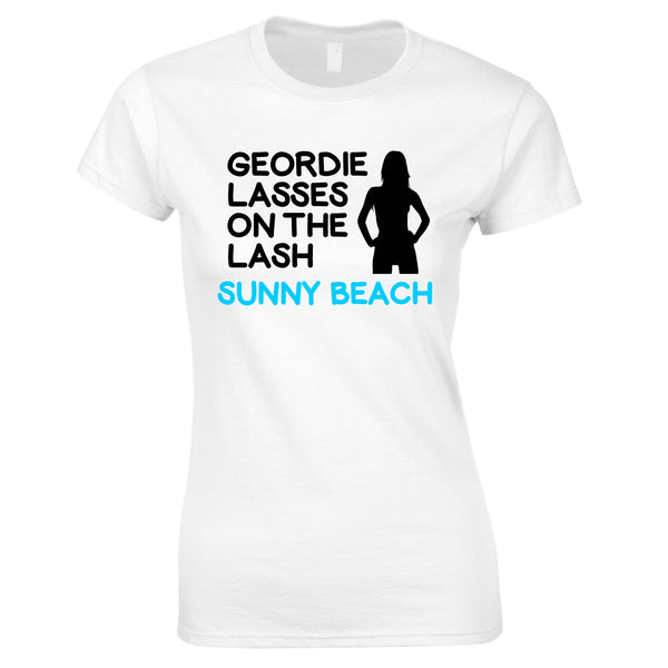 Lasses On The Lash Girls Holiday T Shirts