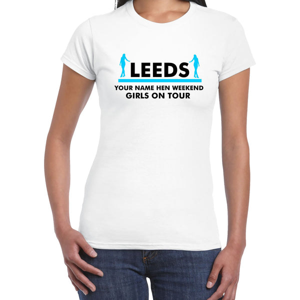 Leeds Hen Do T Shirts