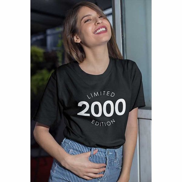 Women's Limited Edition 21st Birthday T-Shirt