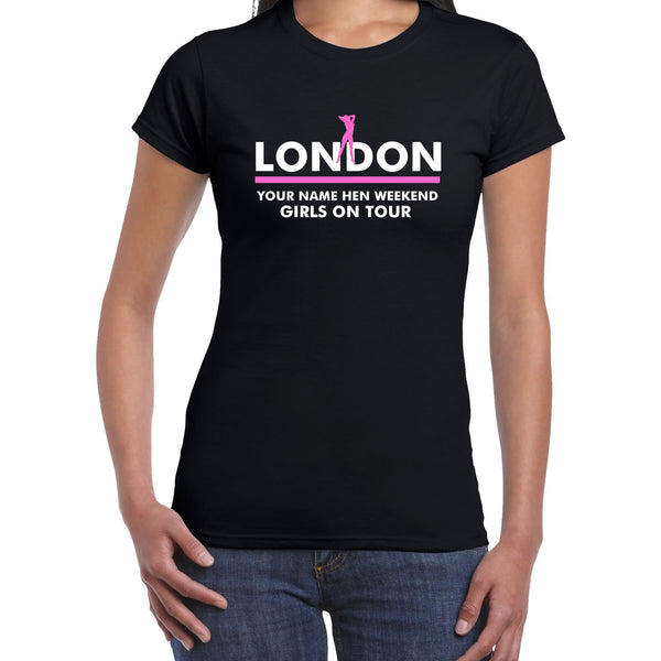 London Hen Do T Shirts