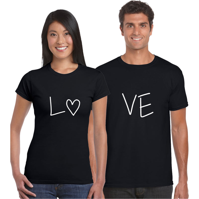 Love Couples T Shirts