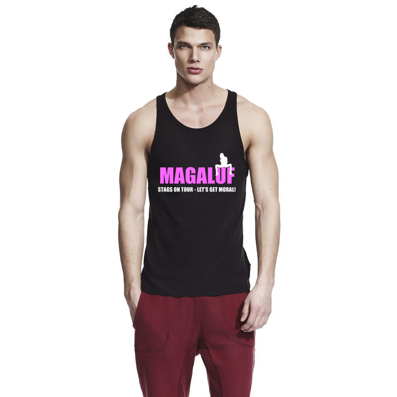 Magaluf Lads Holiday Vest Tops