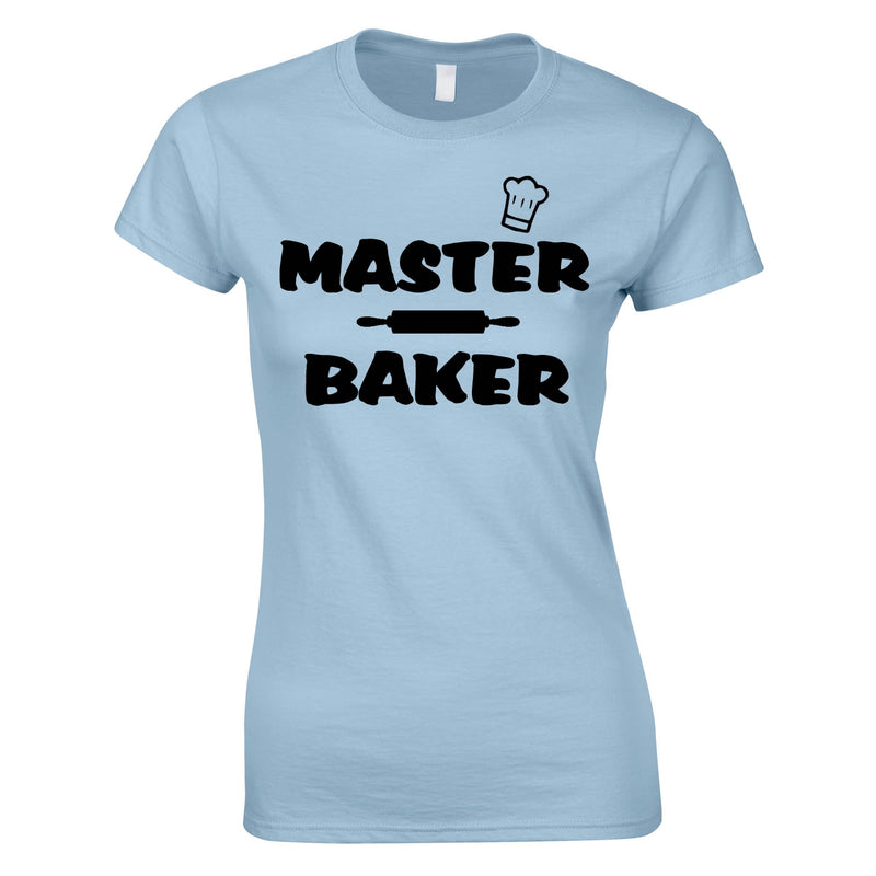 Master Baker Top In Sky