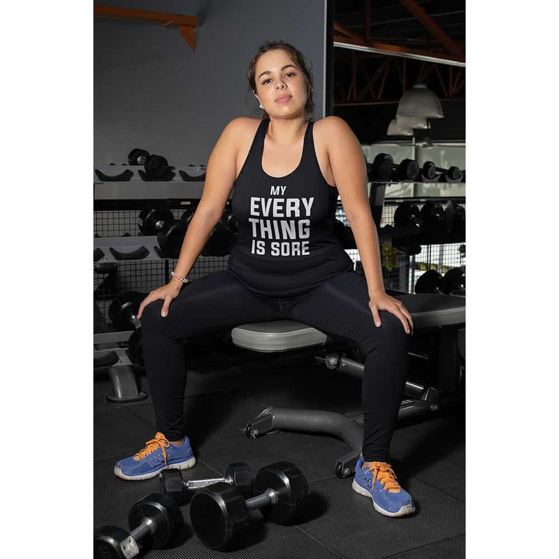 My Everything Is Sore Women's Vest Top
