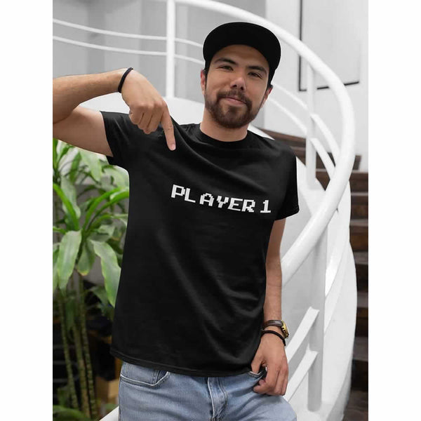 Player 1 Gaming T-Shirt