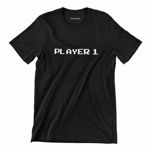 Player 1 Gaming Tee
