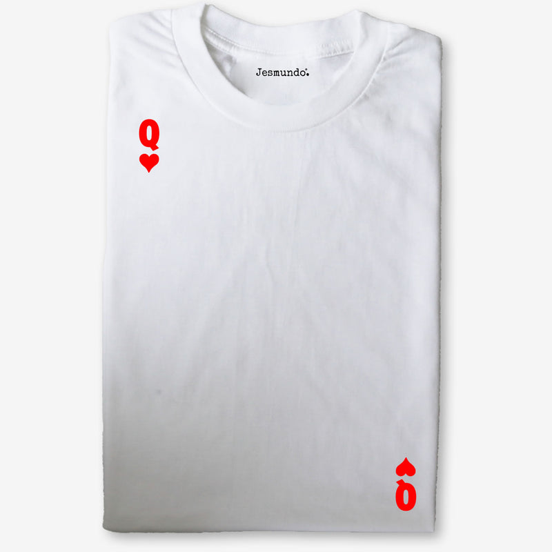 Queen Of Hearts Graphic Tee
