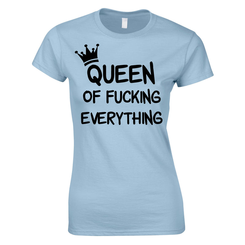 Queen Of Everything Top In Sky