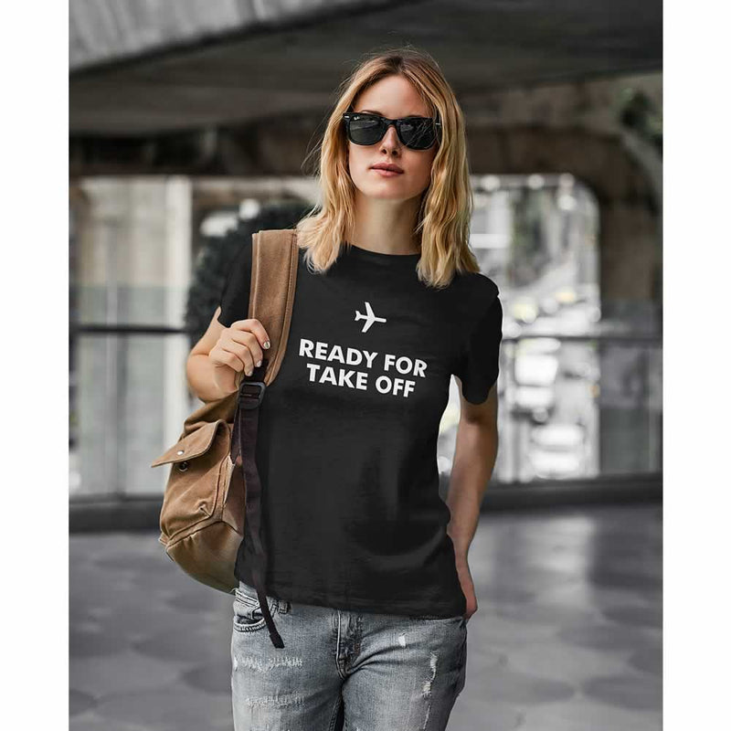 Ready For Take Off Women's T-Shirt
