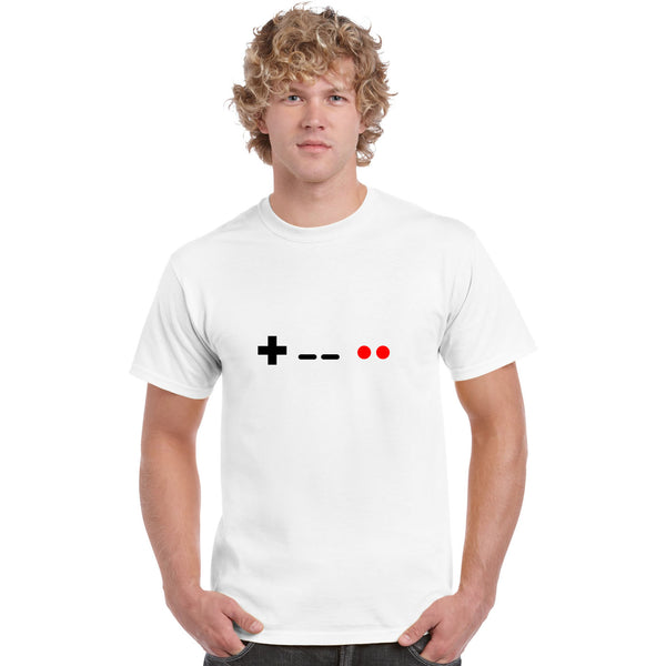 Gaming Controller Graphic T Shirt